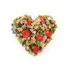 heart pastel