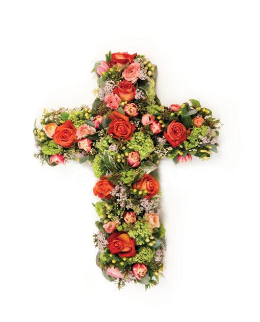 cross pastel