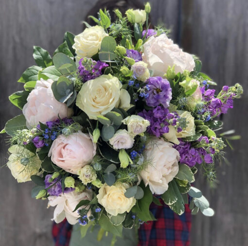 vintage seasonal bouquet