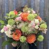 pastel seasonal bouquet