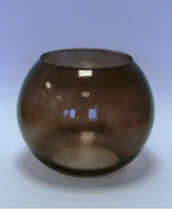 smoke glass fishbowl