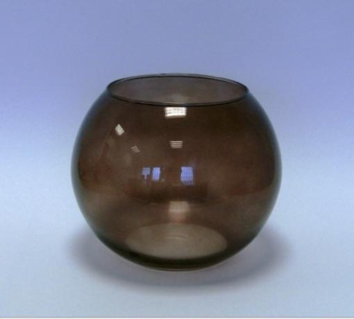 smoke glass fishbowl