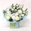 Hydrangea bouquet white